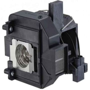Projector Lamp Assembly with Genuine Original Osram P-VIP Bulb Inside. EB-1771W Epson Projector Lamp Replacement