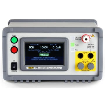 Safety Testing and Surge Testing on sale at TEquipment NET | TEquipment