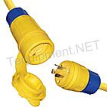 NEW ERICSON 2312-PW6P PERMA TITE LOCKING PLUG NEMA L6-20