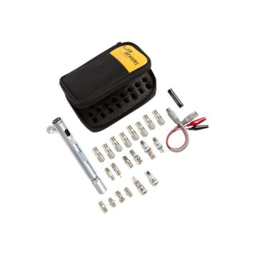 Fluke Networks ADAP-PTNX-KIT PTNX Adapter Accessory Kit
