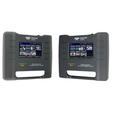 Quantum Data 882 //882c HDMI Video Test Generator quantumdata  //Analyzer testbild
