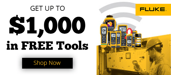 Fluke Connect FREE Tools with Purchase