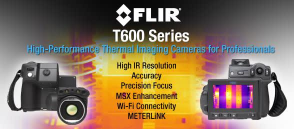 FLIR T600 IR Camera