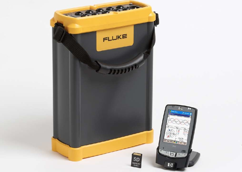 Fluke 1750 Power Quality Analyzer
