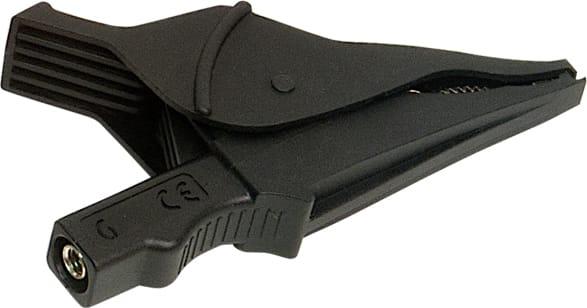 AEMC 5000.99 - Clip, Black Safety Alligator