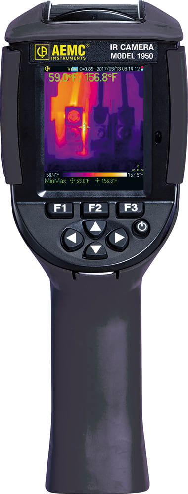 AEMC 1950 IR Camera Thermal Imaging