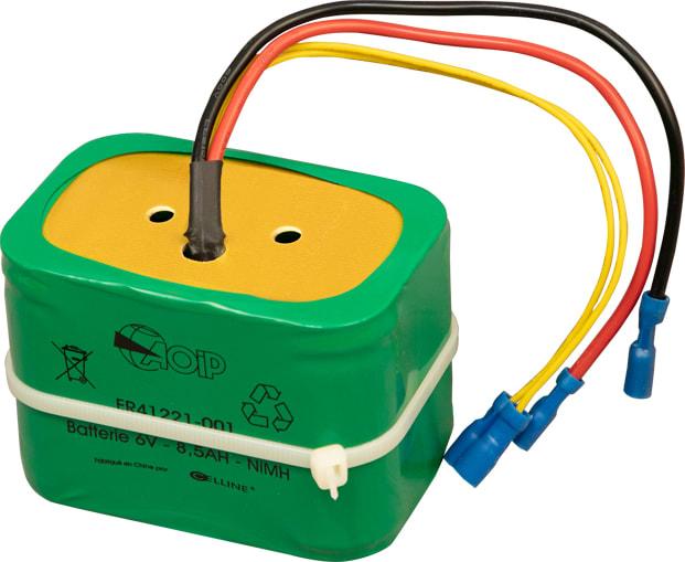 AEMC 2960.42 - Battery Replacement