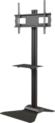 AVS631_Floor_stand_with_metal_shelf_main_view
