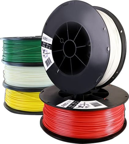 Airwolf 3D Platinum Series ABS Filament