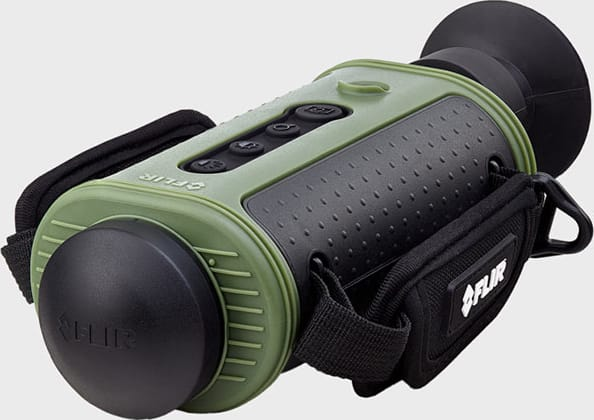 Armasight 431-0020-03-00S TS-X PRO 320 (9 Hz) Thermal Imagen Body and Lens Systems