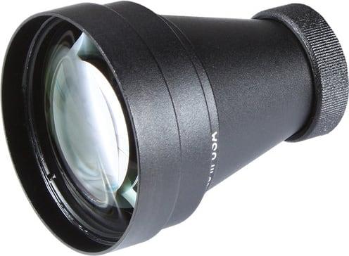 Armasight 3x A-Focal Lens 22 with Adapter 24/25 (PVS-7, PVS-14)