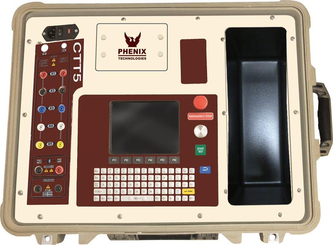 Phenix CTT-5 5 Channel Current Transformer Test Set | TEquipment