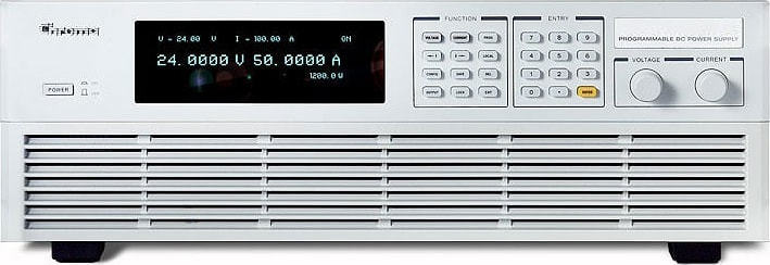 Chroma 62100H-600 Programmable DC Power Supply 600V/17A/10KW