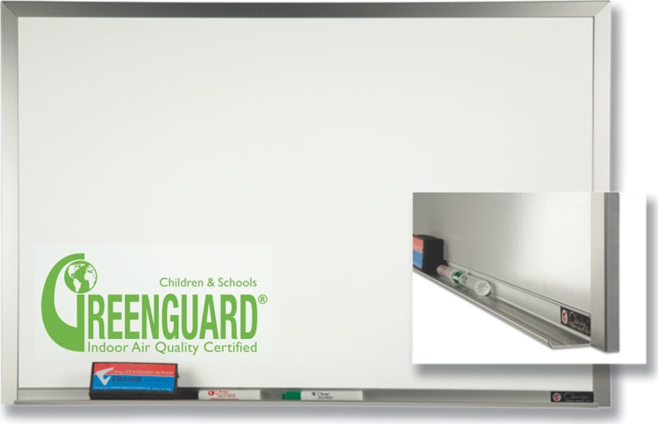 Claridge Tl2044 75 White Boards Magnetic Yes Color