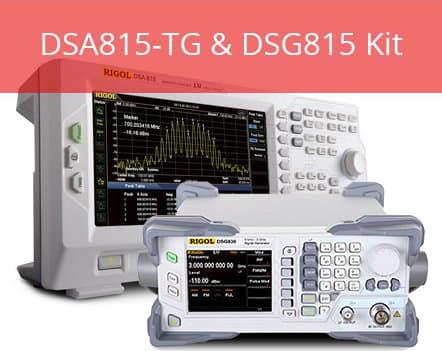 DSA815-TG DSG815 Kit