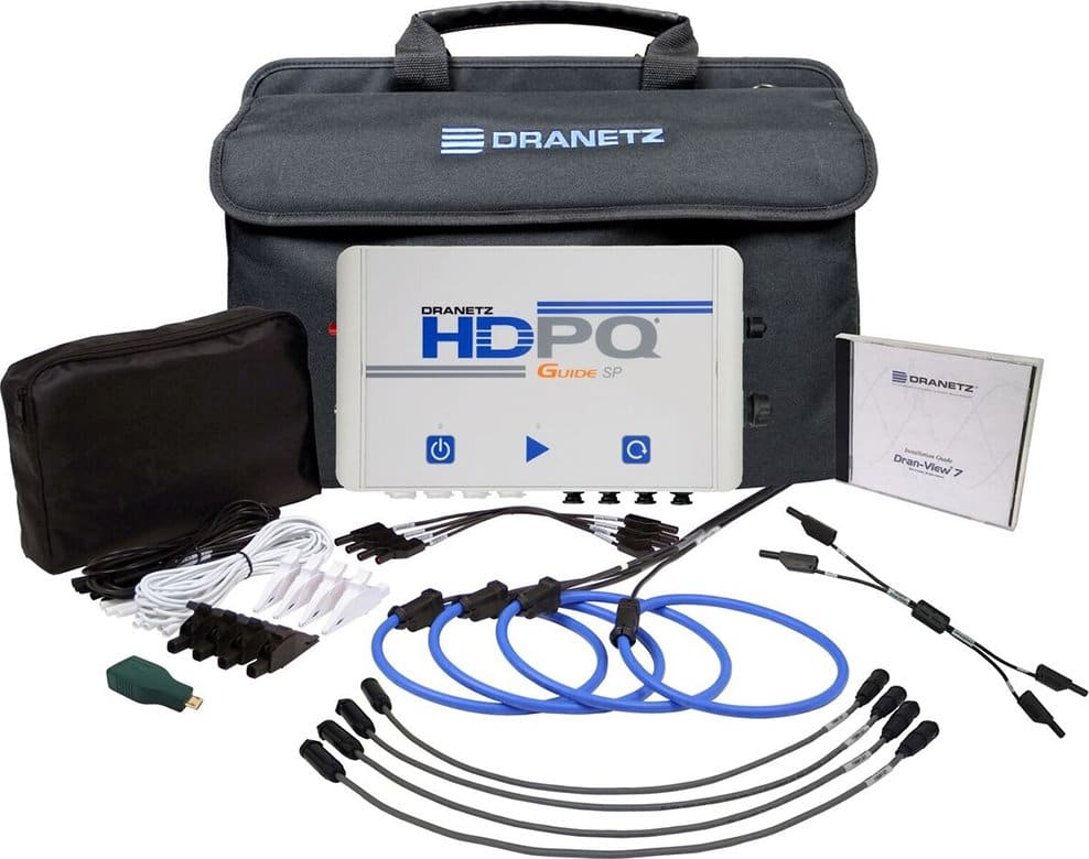 Dranetz HDPQ-SPGAFLEX3KPKG SP Guide 30-300-3000A FLEX Package