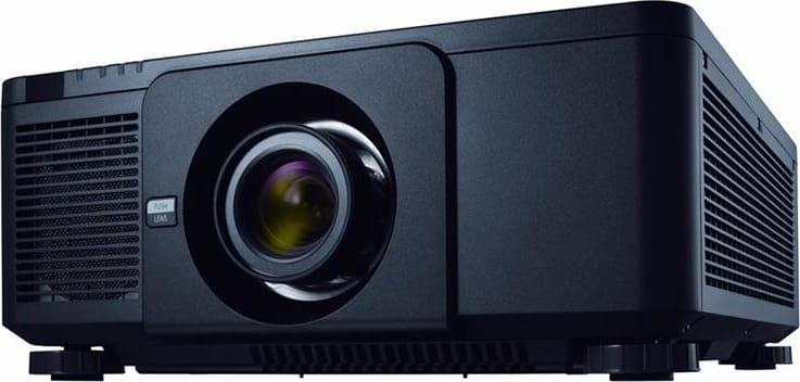 Dukane 68100WUSS-LB - DLP Laser Projector w/Lens, WUXGA 10000 Lumens (Black)