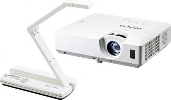 ELMO 1337-180 (ELMO MO-1   CP-EW301N LCD Projector)