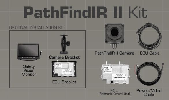 FLIR_421-0053-00_PathFindIR_2,_Installation_kit_Main_View