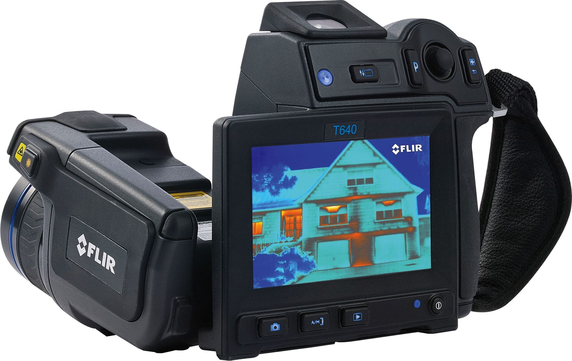 FLIR_T640bx-45_Infrared_Imaging_Camera_For_Building_Maintenance_640_x_480_Resolution-30Hz_With_45-Degree_Lens_Main_View