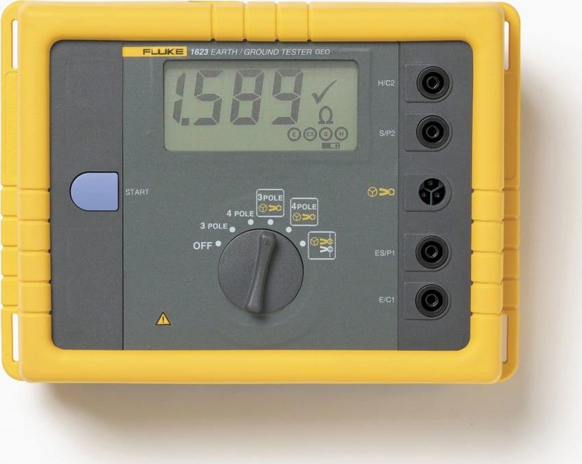 Fluke 1623-2 Basic GEO Earth Ground Tester