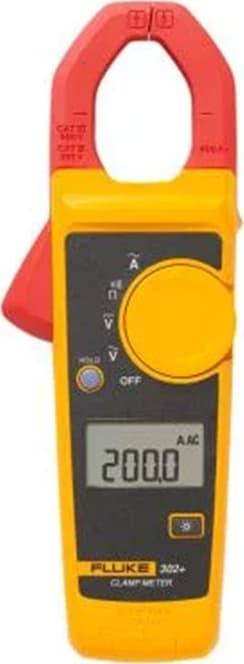 Fluke 302 /EM ESP CAT III Digital Clamp Meter, Emerging ESP