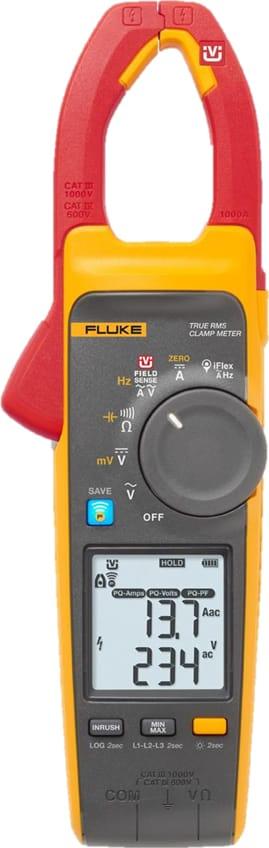 Fluke-378 FC - Clamp Meter