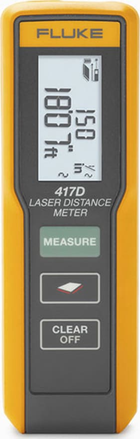 Fluke 417D Laser Distance Measurer