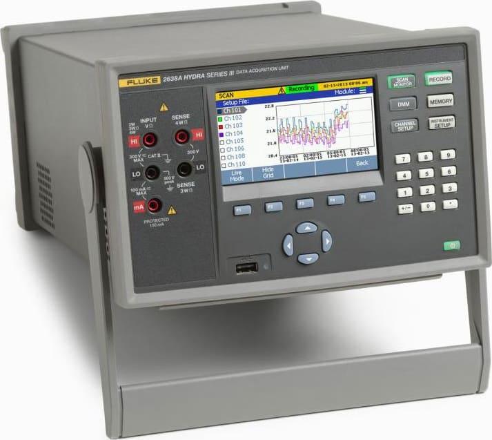 Fluke 2638A Hydra Series III Data Acquisition System/Digital Multimeter