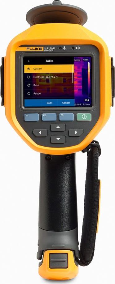 Fluke Ti480 PRO 60HZ Thermal Imager