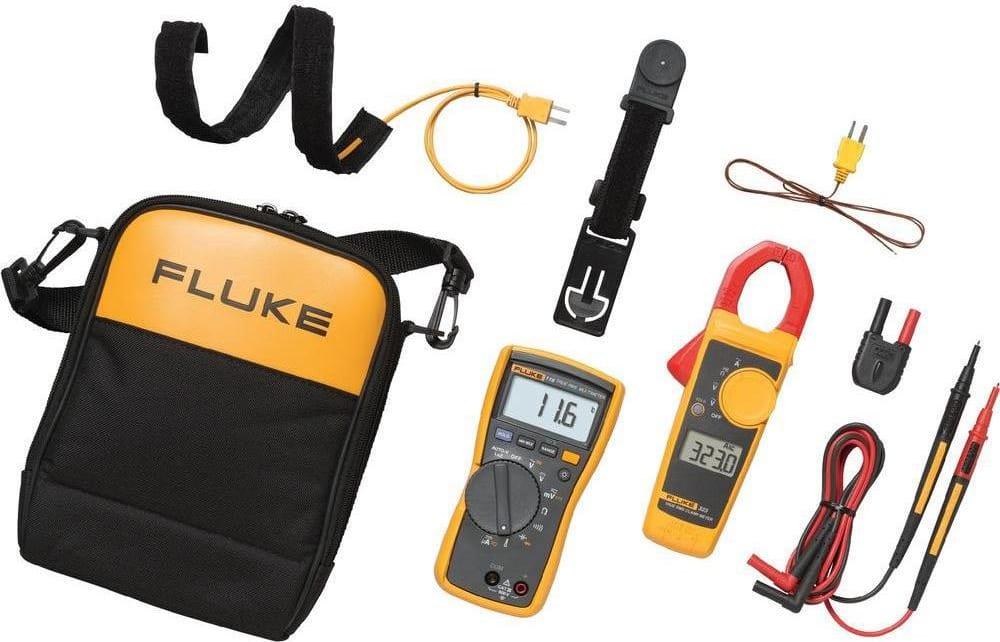 Fluke 116/323 KIT Multimeter and Clamp Meter