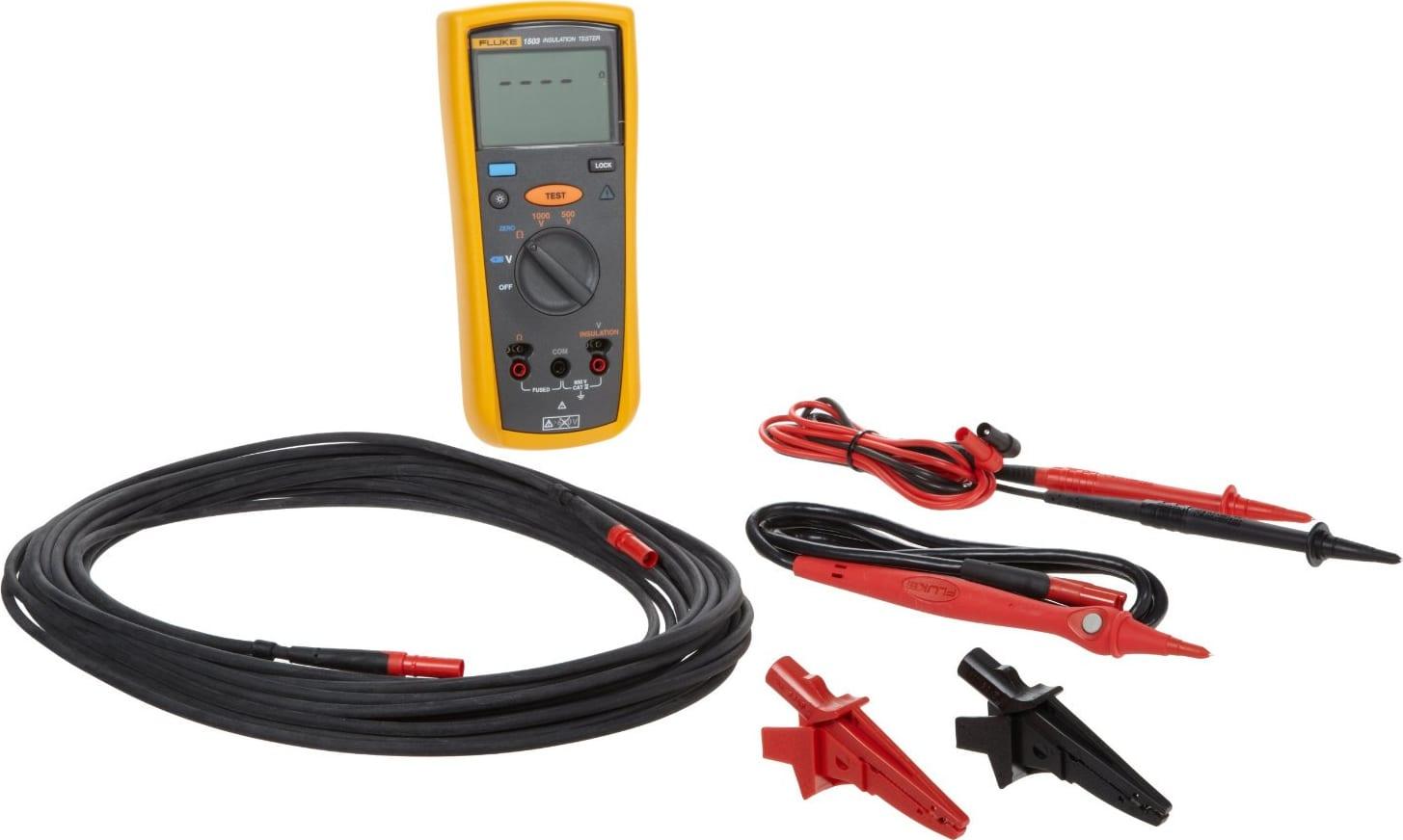Fluke 1503/EX LEAD Insulation Tester Extended Lead Kit