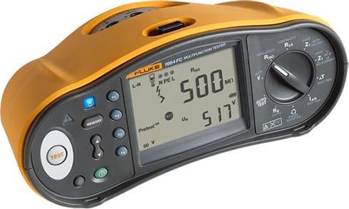 Fluke 1664FC Multifunction Installation Tester