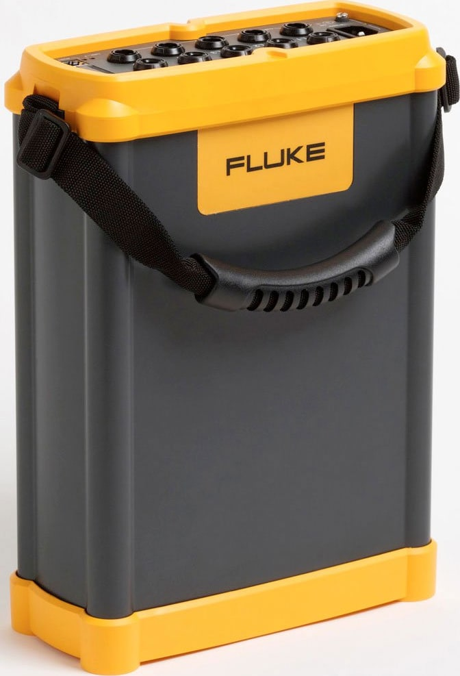 Fluke 1750-TF/ET Power Recorder C/W 4 X 3210-PR-TF-II 1000A Flex Probes