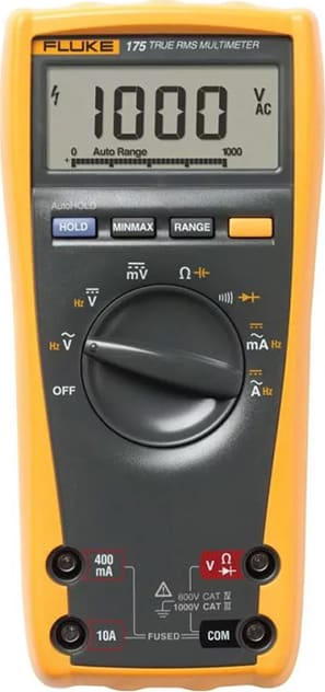 Fluke 175 PRO TE Digital Multimeter 6000 Count DMM