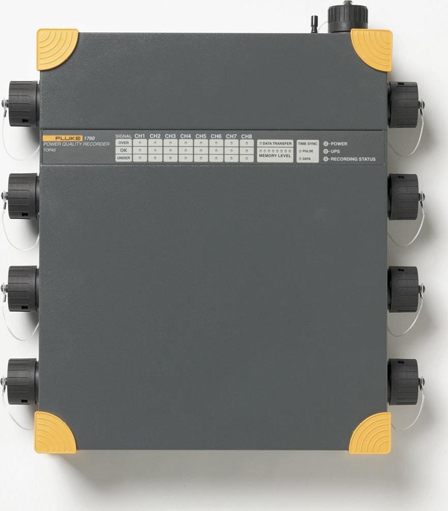 Fluke 1760 US Three Phase Power Quality Recorder Topas