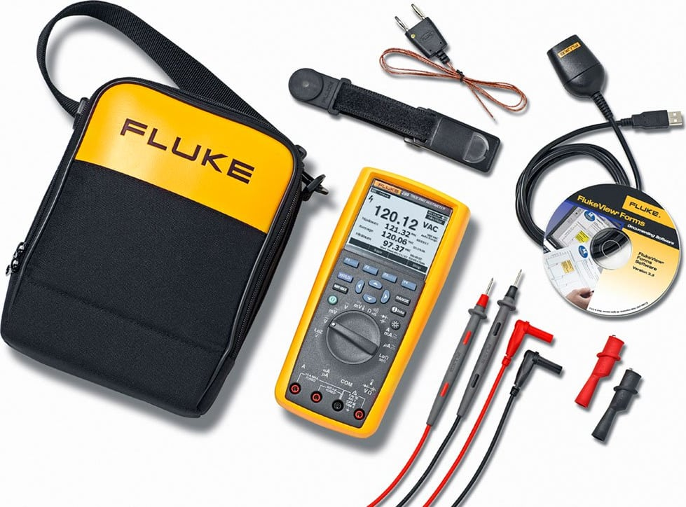 Fluke 289/FVF Digital Multimeter Kit