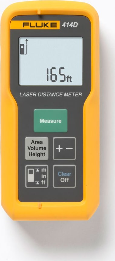Fluke 414D Laser Distance Meters 50 m