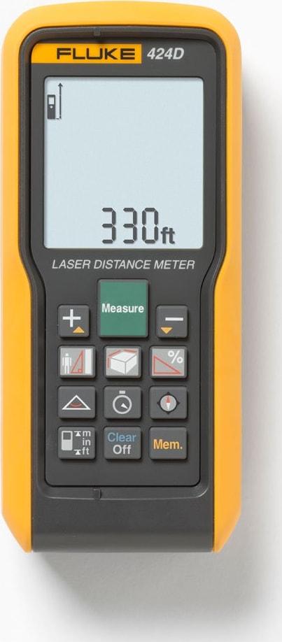 Fluke 424D Laser Distance Meter 100 m