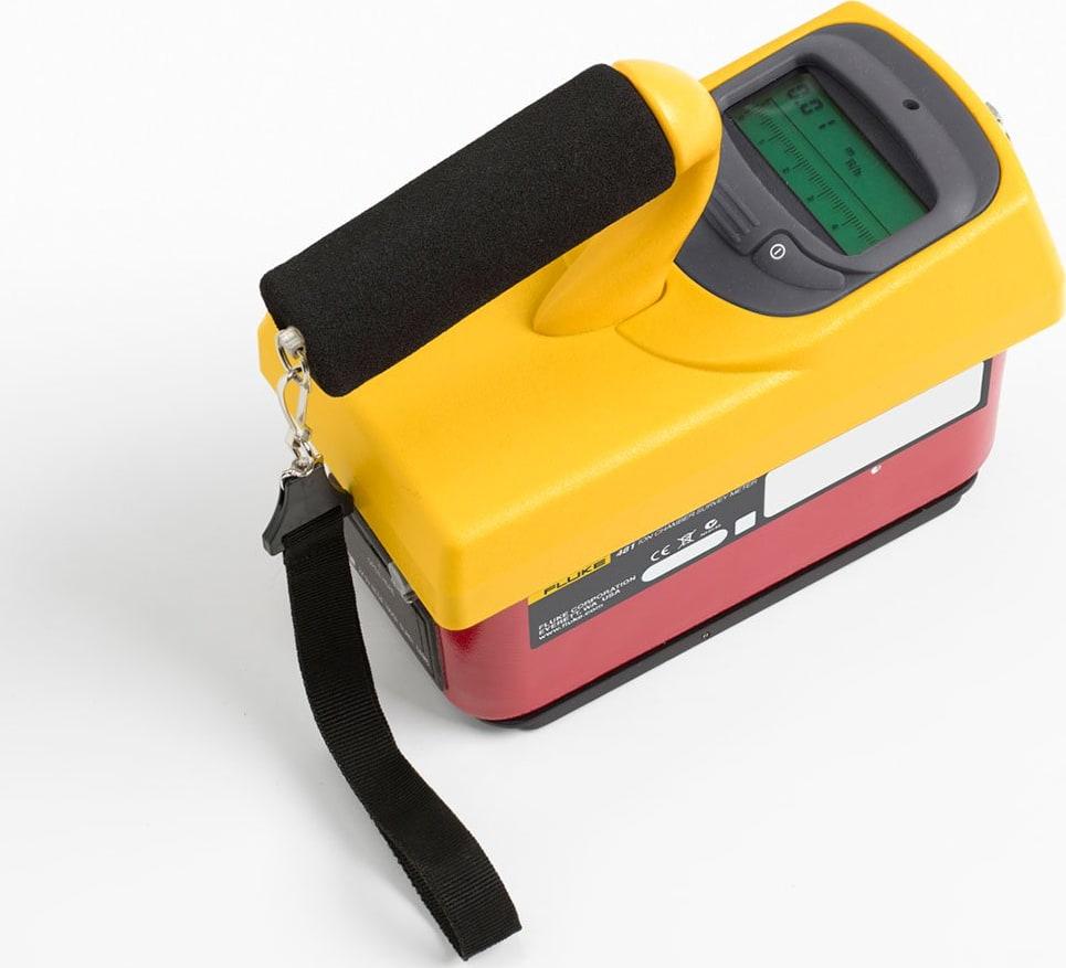 Fluke 481 Series Ion Chamber Survey Meter