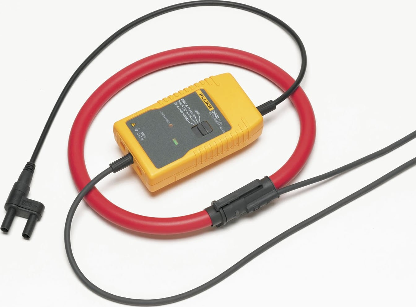 Fluke I2000 FLEX Current Clamp Adaptor