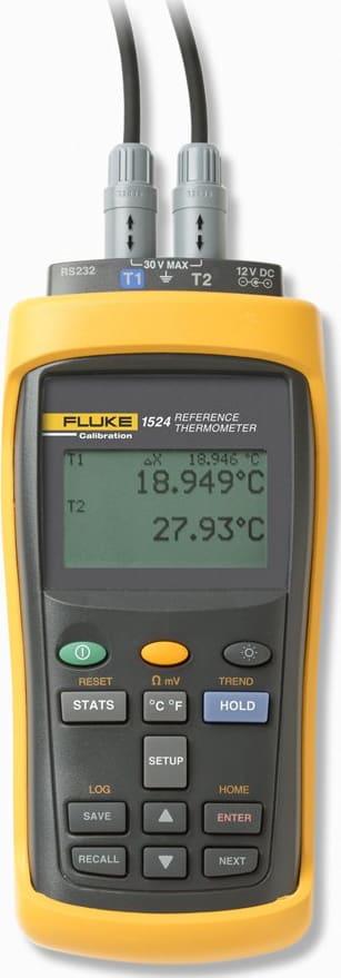 Fluke 1524-P1-156 Reference Thermometer Bundle