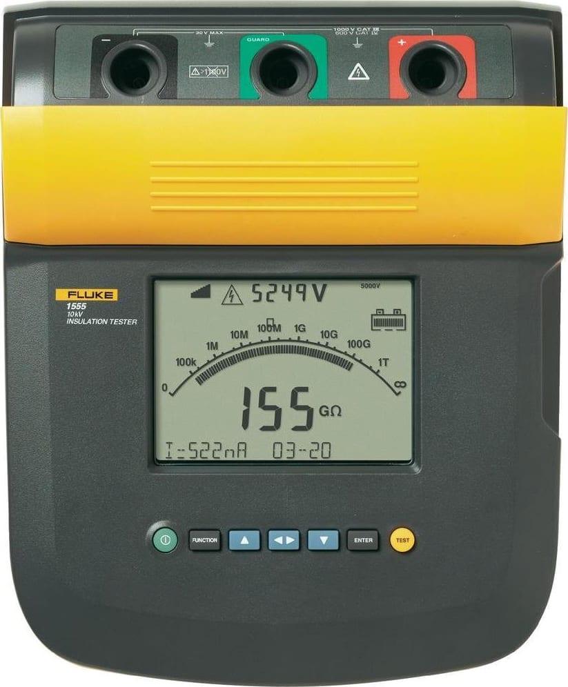 Fluke 1555 Insulation Resistance Tester