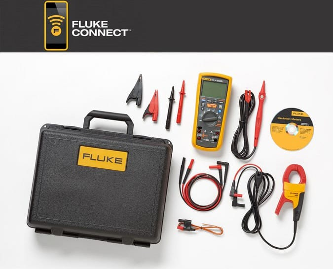 Fluke 1587/I400 FC 2-IN-1 Insulation Multimeter with Clamp i400