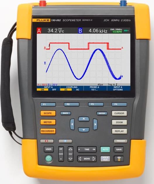 Fluke 190-062 - Scopemeter III Series