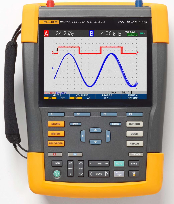 Fluke 190-102 - Scopemeter III Series