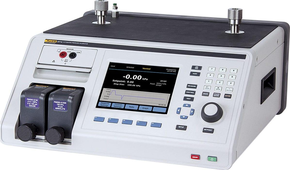 Fluke 2271A Industrial Pressure Calibrator