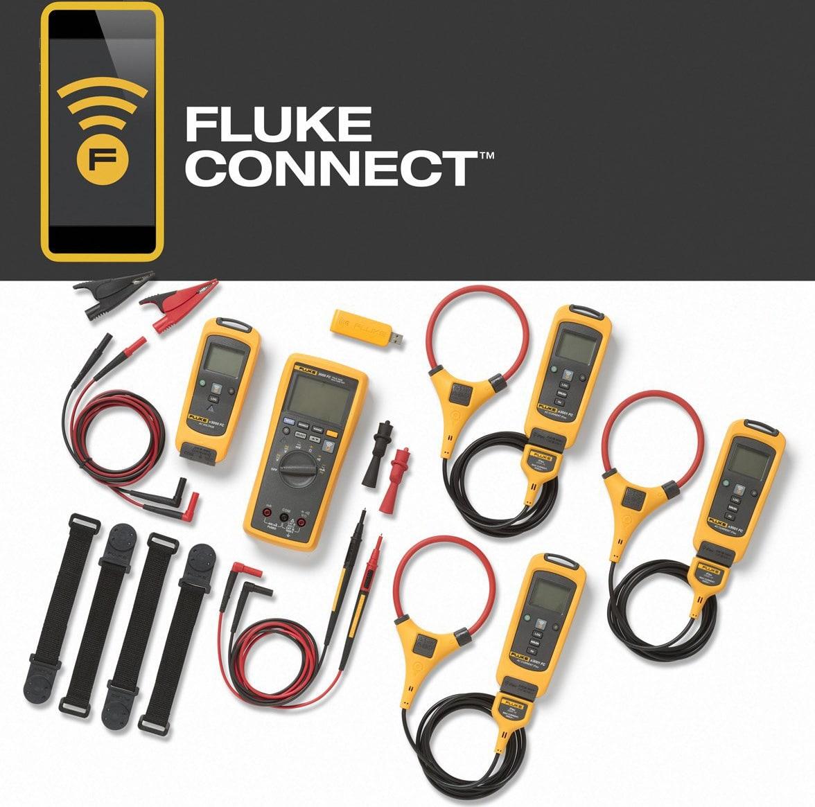 Fluke 3000 FC IND FC Wireless Industrial System