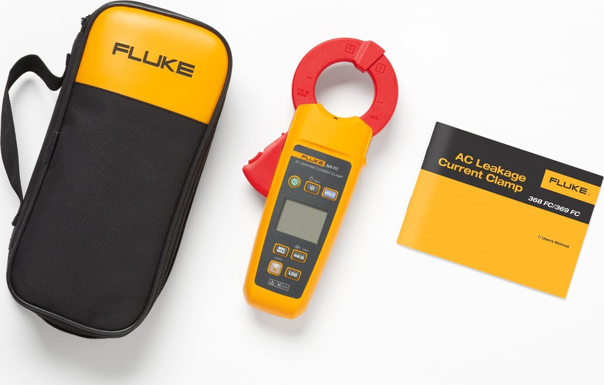 Fluke 368 FC (Complete Package)