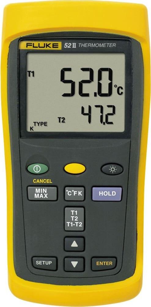 Fluke 52-2 60Hz Dual Input Thermometer
